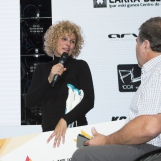 Entrevista escenario Ana Salvador