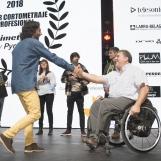 Alberto collantes - Mejor corto profesional