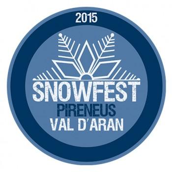 Proyectamos en el Snowfest Pireneus 2015
