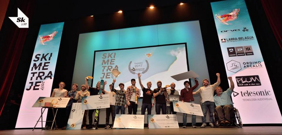 Ganadores SK17