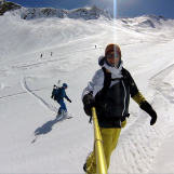 Laurence Quilichini  - team Freeradieuses