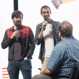 Lymbus Staff presentando films de Kilian Jornet