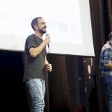 Presentado charla Bruno compagnet