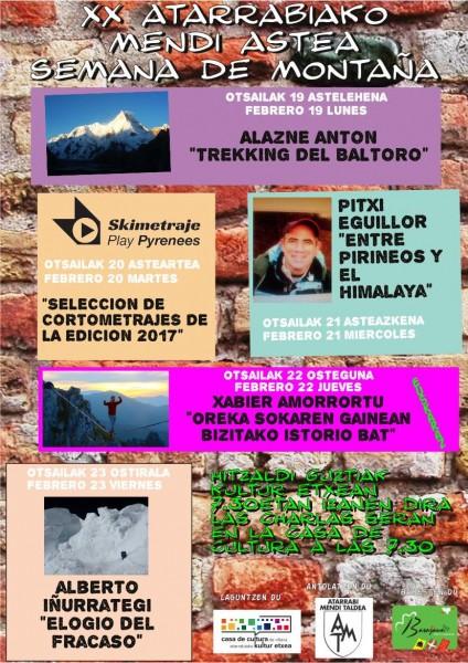 Villava- Atarrabia On Tour 20 febrero